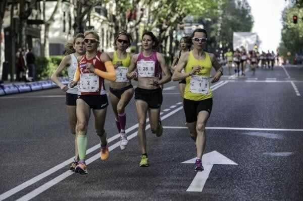7k Carrera de la mujer '13