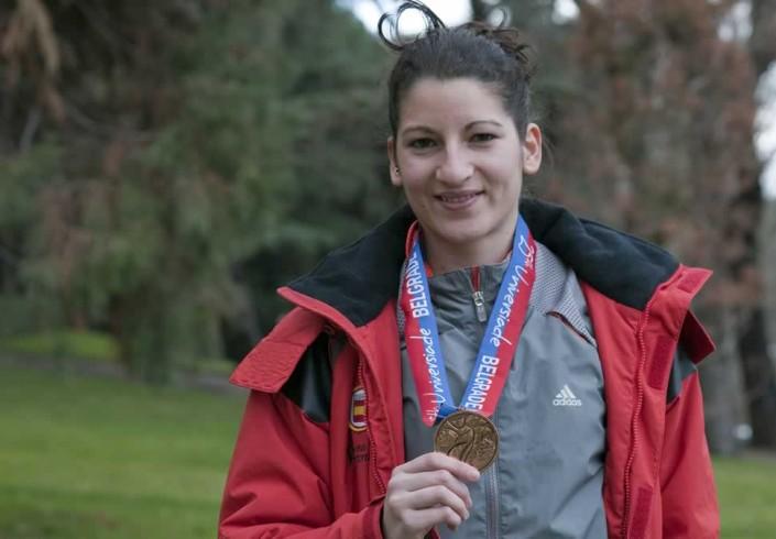 Medalla Universiada